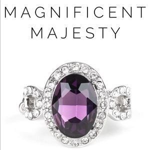 Magnificent Majesty ring